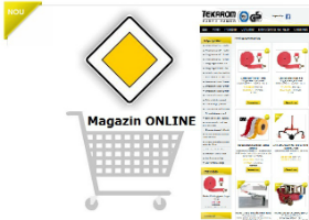 Magazin Chingi Tekarom